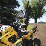 RTX200 trencher vermeer tree care