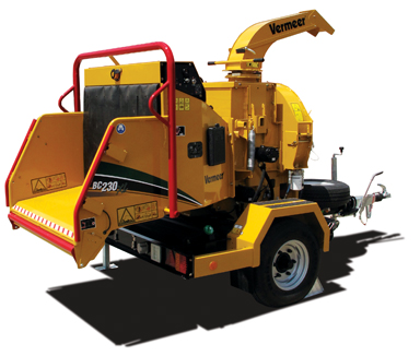 BC230XL Cippatrice Vermeer Tree Care