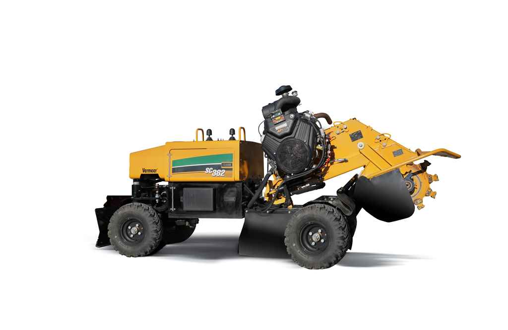 SC382 fresaceppi vermeer tree care